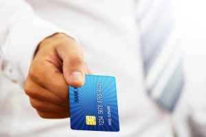 Sperren der Kreditkarte
