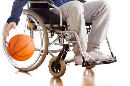 Absicherung Behinderung