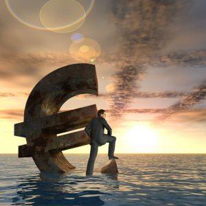 Euro Bedeutung sinkt