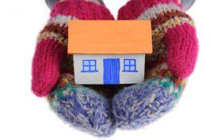 Haus winterfest